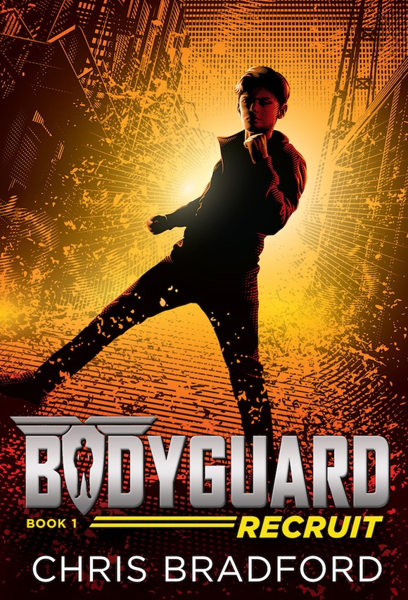 Bodyguard 1Recruit website